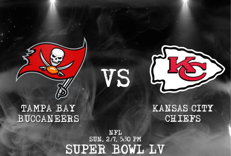 Tampa Bay Buccaneers VS Kansas City Chiefs