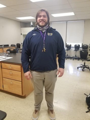 Humans of PHS: Aaron Leggett