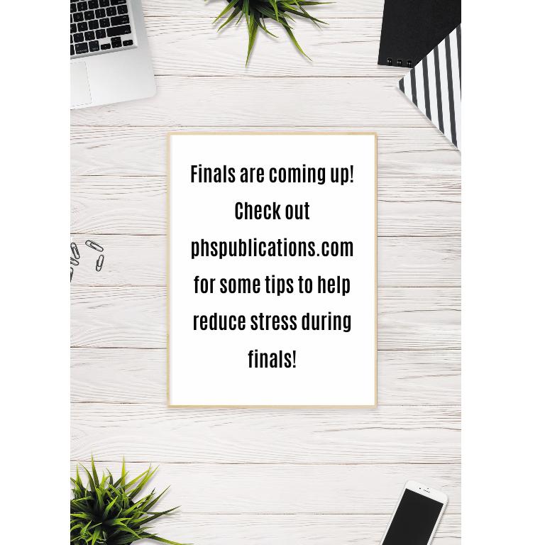 Final Tips Reduce Stress
