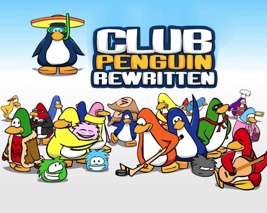 The Return of Club Penguin