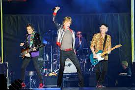 The Rolling Stones Roll Through the Lou
